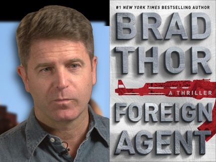 Conservatarian Novelist Brad Thor: ISIS Exemplifies Islam, Trump and