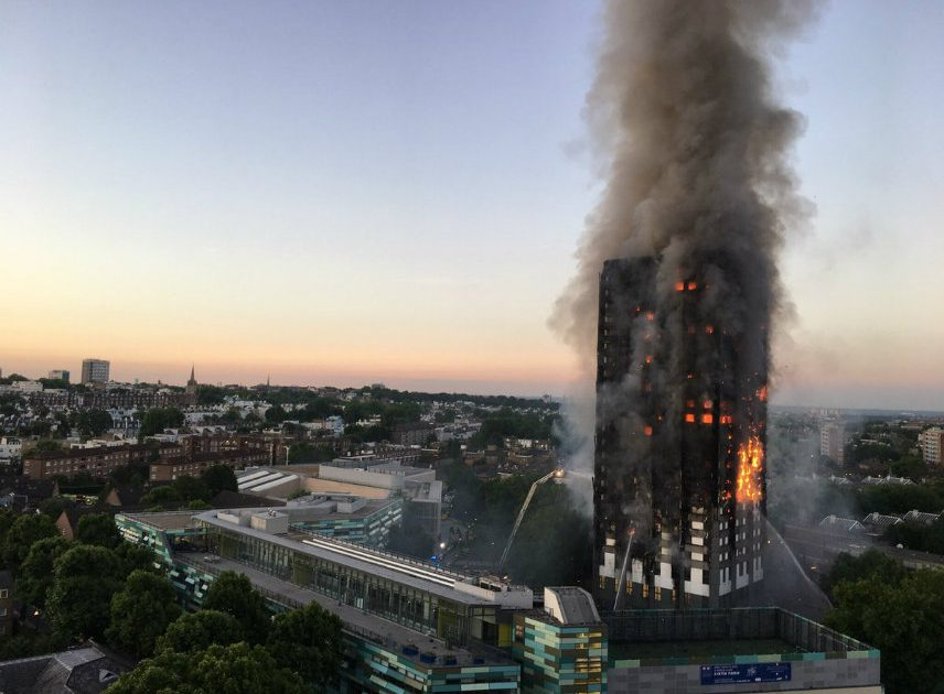Green Building Practices May Have Contributed to the Grenfell Fire