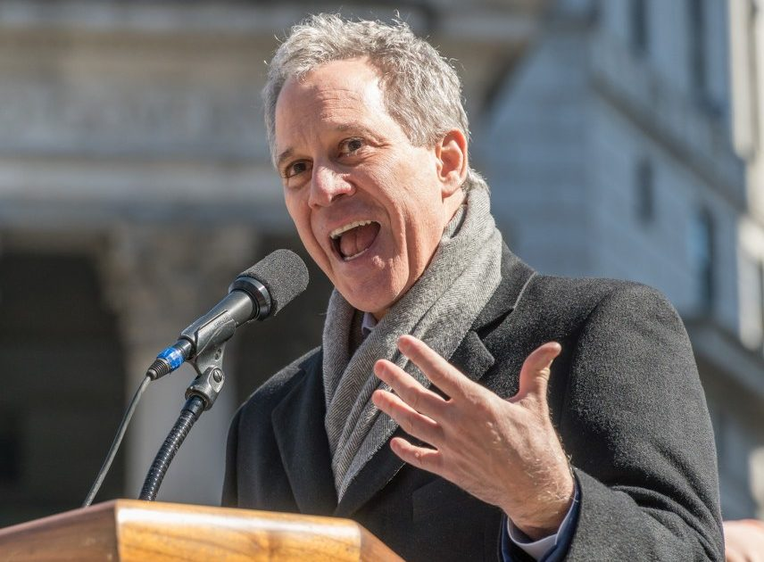 New York Attorney General Schneiderman Resigns Amid Physical Abuse Allegations