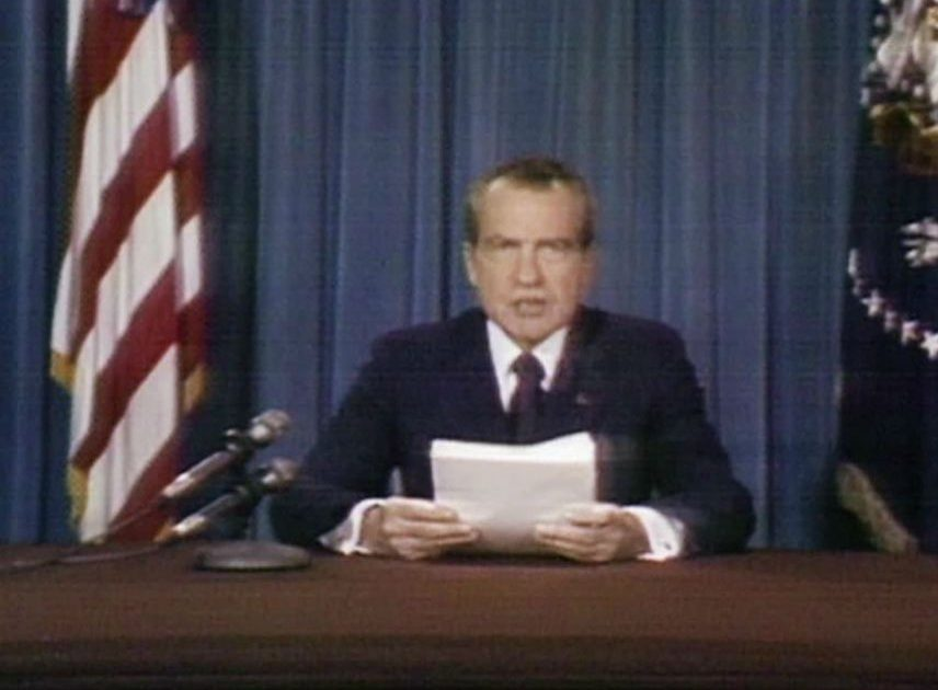 Note To Fox News This Is Not Palm Tree >> Richard Nixon Probably Would Not Have Been Saved By Fox News