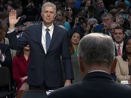 Gorsuch Was More 'Liberal' Than Kennedy This Term, in an Unusual