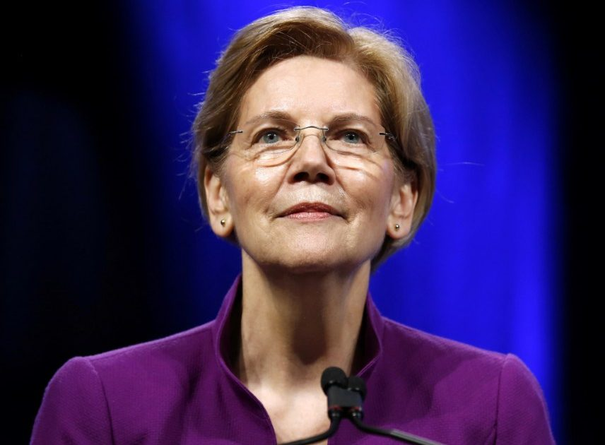 Elizabeth Warren Plans To Destroy Capitalism By Pretending To 'Save