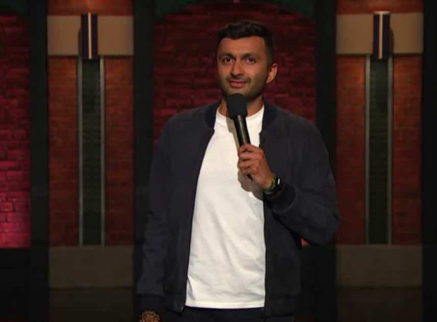 Columbia University Students Kick Former SNL Comedian Nimesh Patel Off  Stage For Making Unsafe Jokes – Reason.com