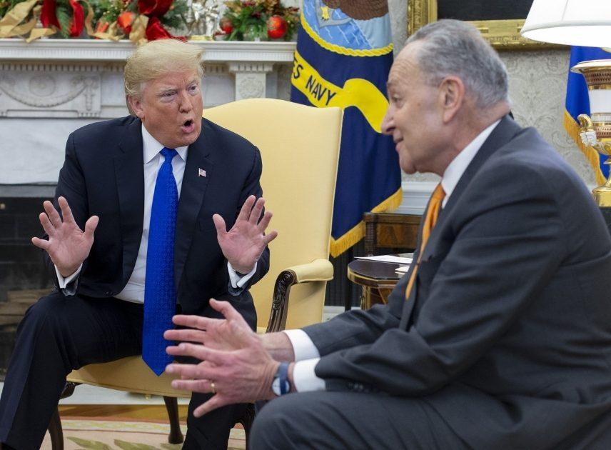 Trump's Border Wall Is a Bad Idea  So Is a Government Shutdown