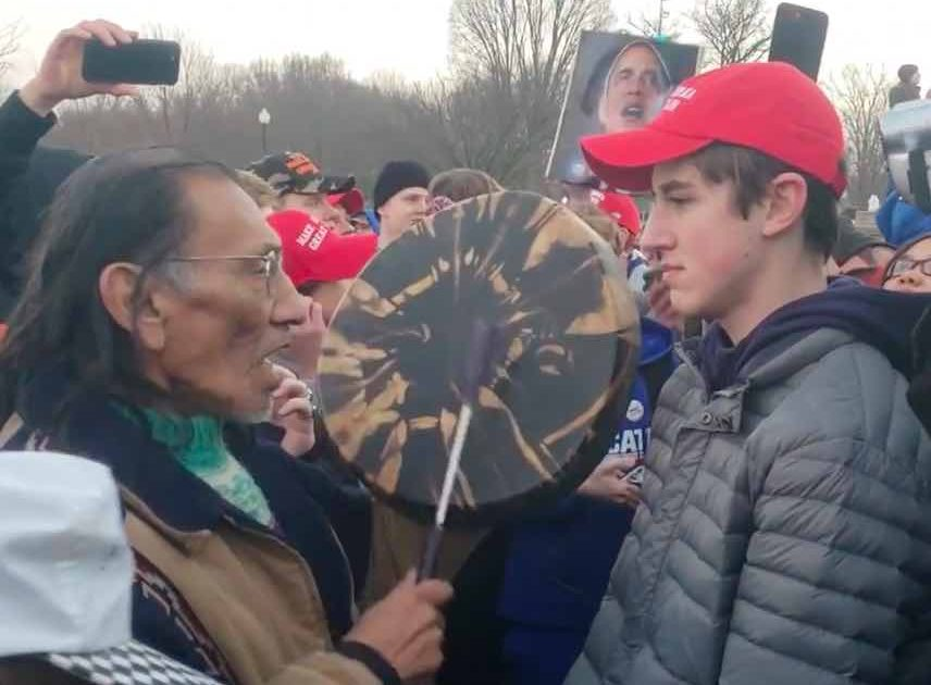 The Media Wildly Mischaracterized That Video Of Covington Catholic