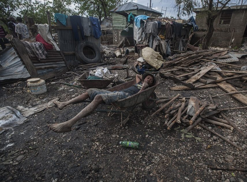 If You Think Haiti Is A Shithole Then Blame America For Helping To