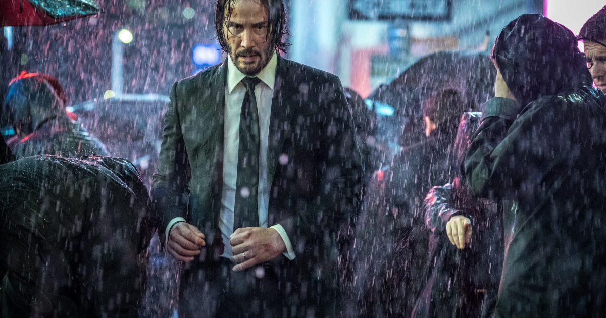 photo image Movie Review: John Wick: Chapter 3—Parabellum