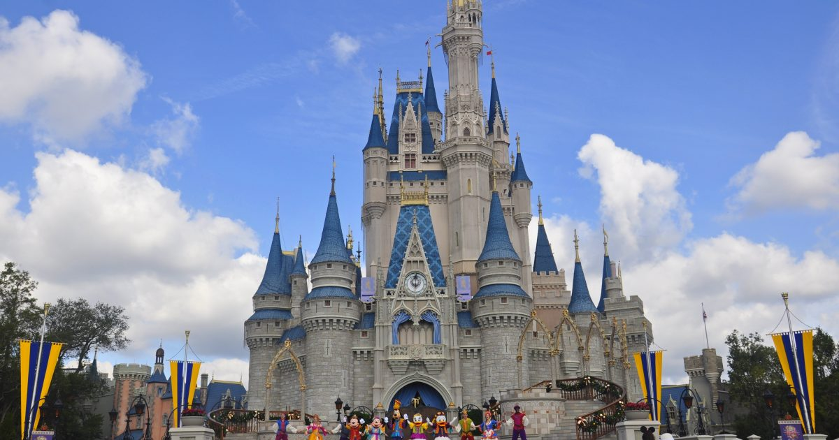 A 69-Year-Old Great-Grandmother Was Arrested At Disney