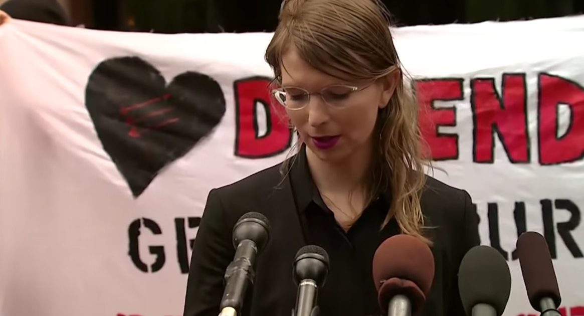 photo image Chelsea Manning Faces $1,000-a-Day Fines, Was Imprisoned Again Yesterday After Refusing to Testify for Grand Jury
