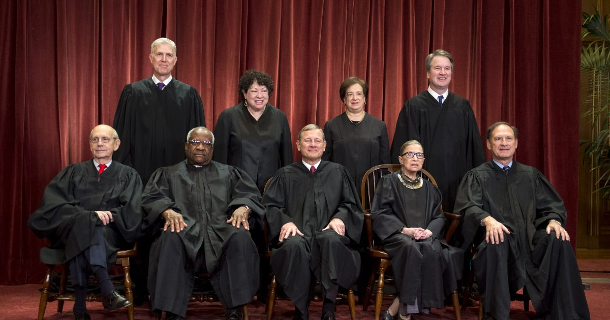 photo image The Supreme Court Probably Won't Kill Roe Yet