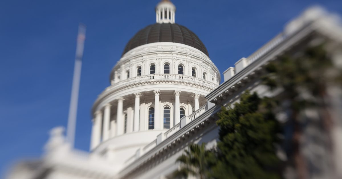 photo image Landmark California Housing Bill Stalls in State Legislature