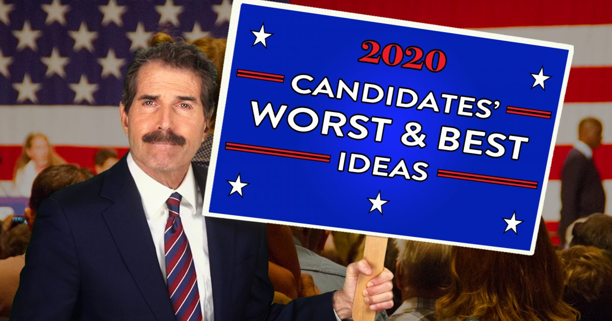 Best Joint Bank Account For Couples 2020 Stossel: 2020 Candidates' Worst and Best Ideas – Reason.com