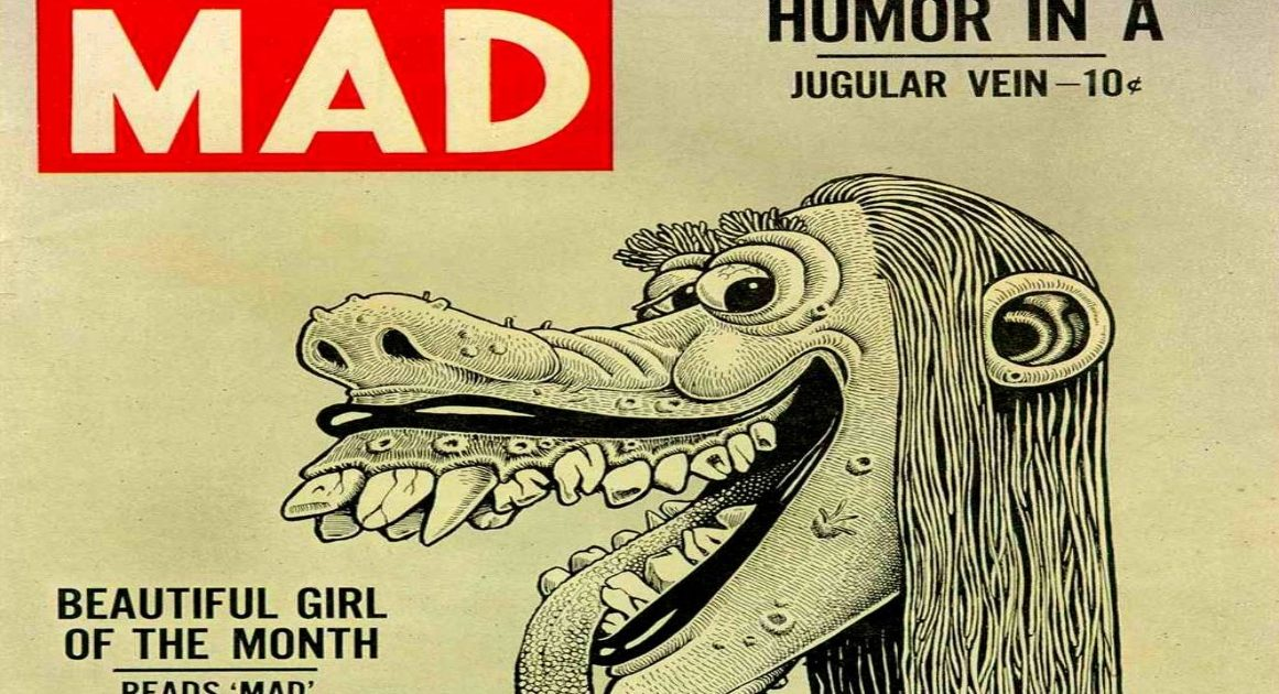 Mad Magazine Is Dead – Reason com