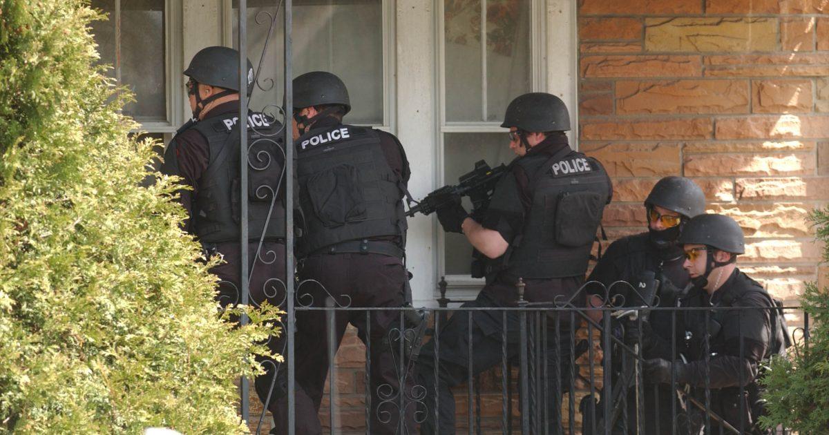 Massachusetts SWAT Team Raids Wrong Home - Keeps Woman