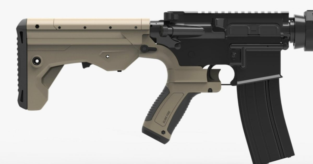 Relying On The Same Illogic That Trump Used To Ban Bump Stocks A New Lawsuit Argues That Customizable Rifles Are Illegal Reason Com