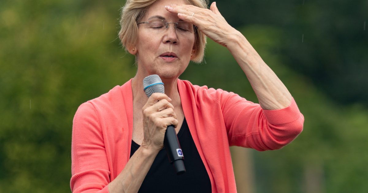 Elizabeth Warren Issues Misleading Claim That Three Industries Are Responsible for 70 Percent of Carbon Pollution