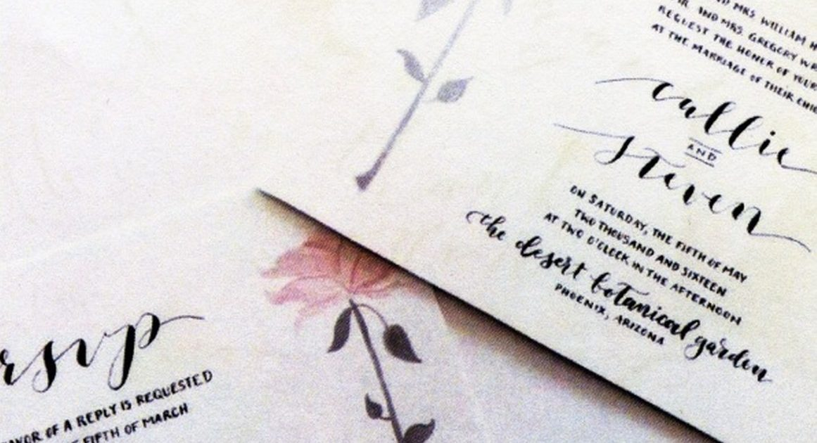 Gay Marriage Wedding Invitations: Arizona's Supreme Court Rules Christian Calligraphers Can