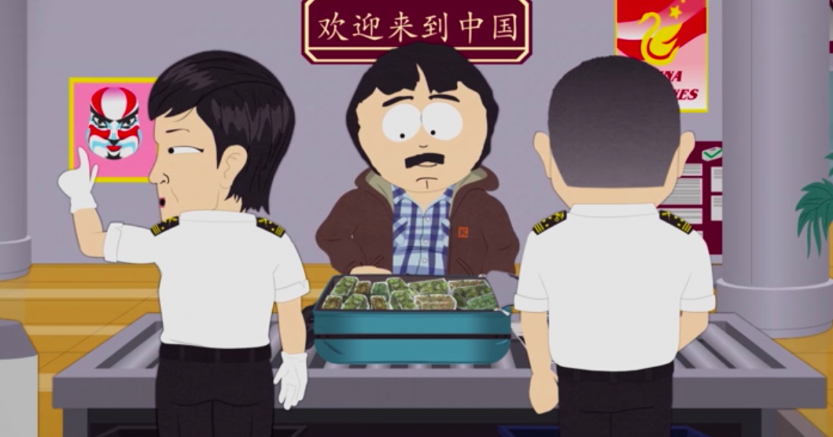 China Banned South Park After the Show Made Fun of Chinese Censorship