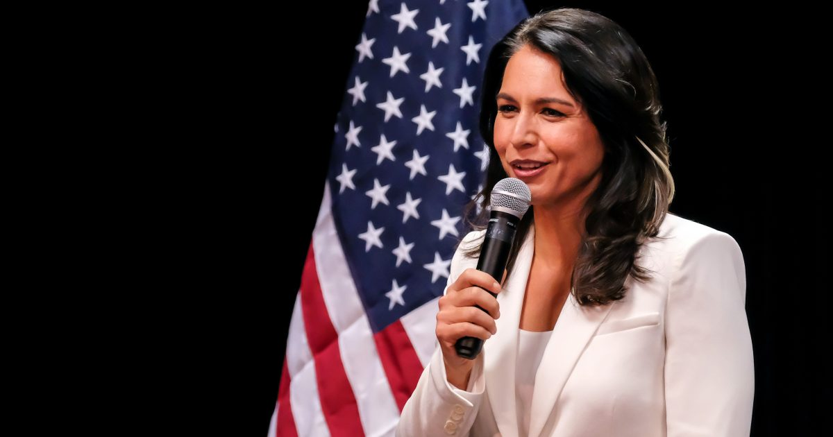 What's So Funny About Tulsi Gabbard? – Reason com
