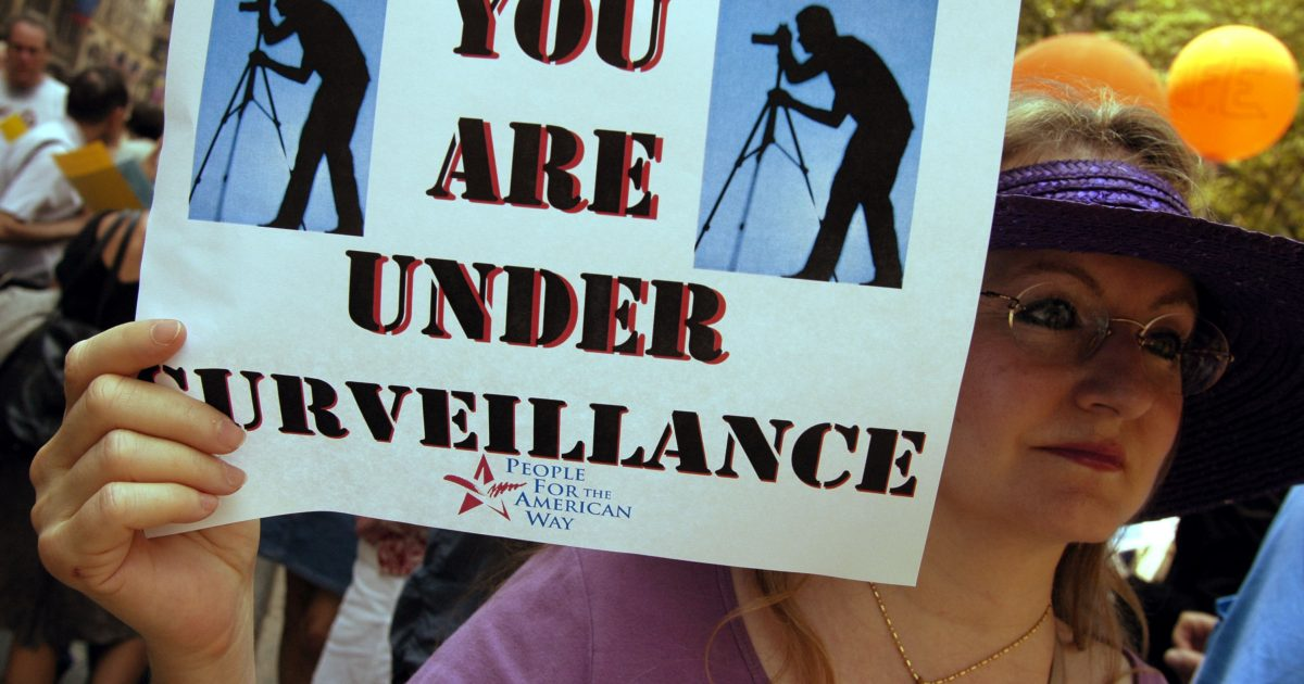 Giving Government Vast Snooping Authority Is One Thing Democrats and Republicans Both Like