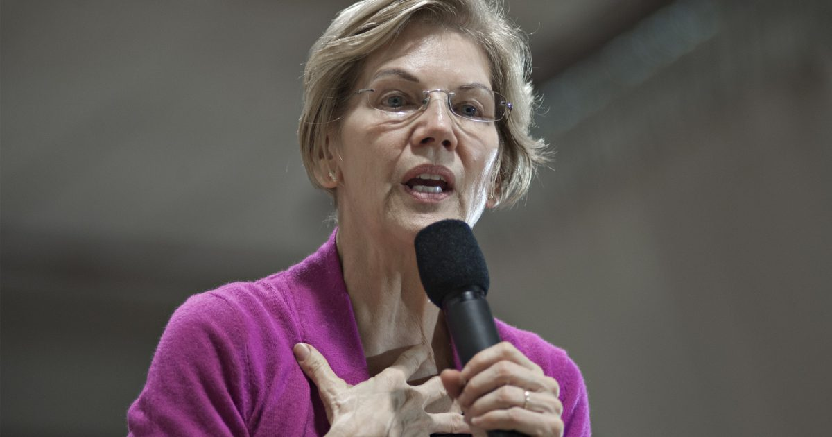 Elizabeth Warren Gives Up on Medicare for All