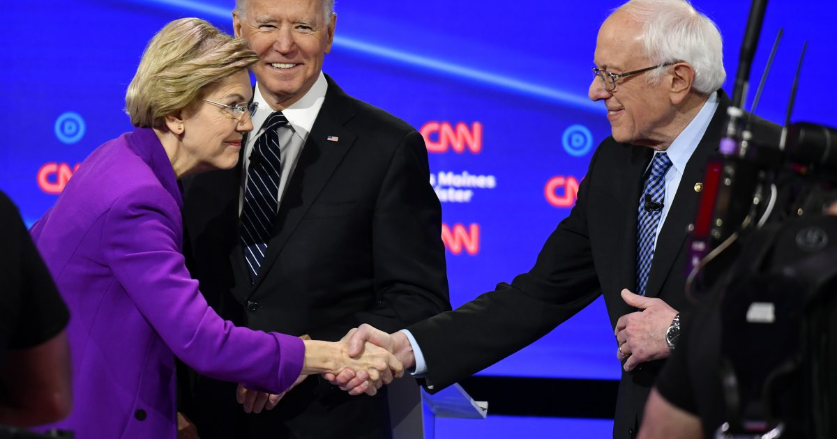CNN Implicitly Took Elizabeth Warren's Side in the Unproven Sexism Accusation Against Bernie Sanders