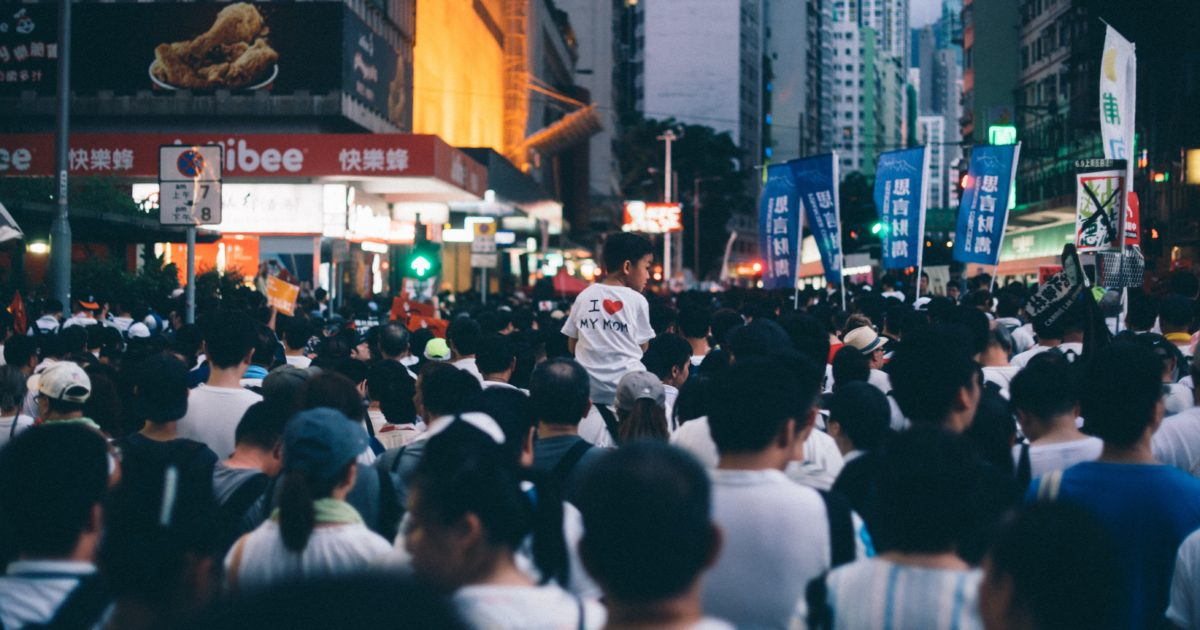 A Huge Blow to Hongkongers' Freedoms
