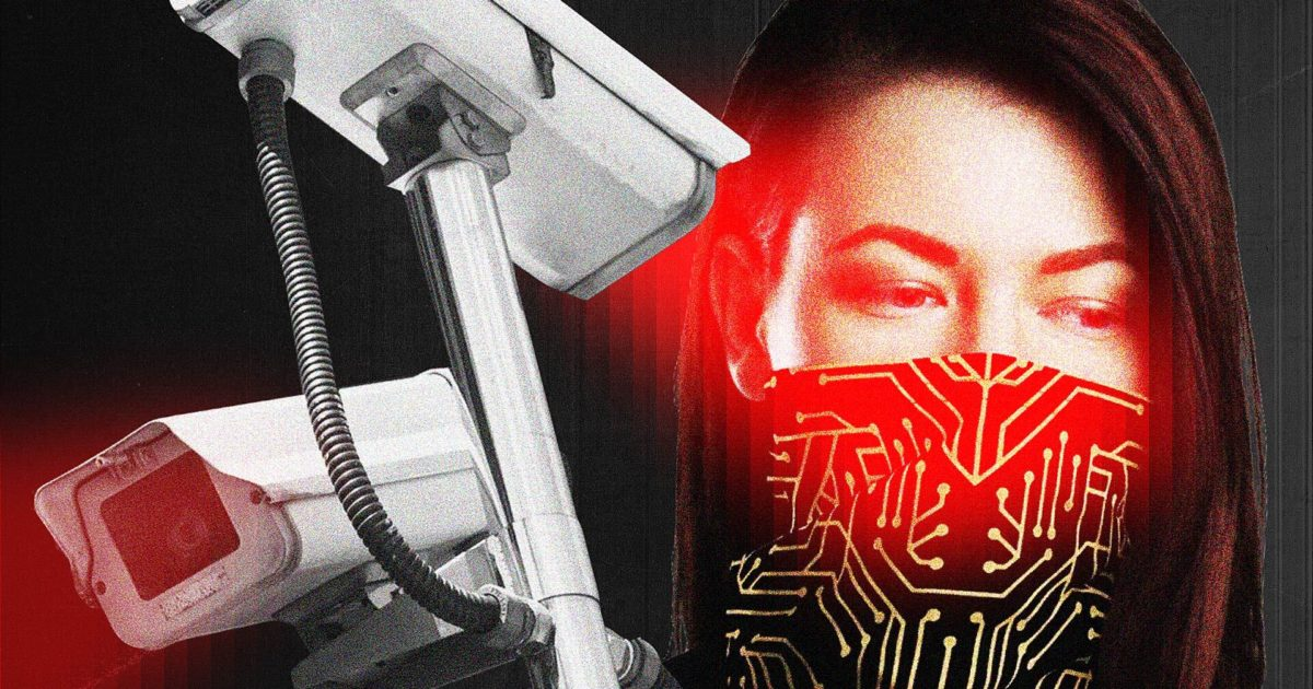 How Fashion Designers Are Thwarting Facial Recognition Surveillance