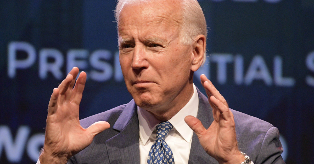 If We Judged Joe Biden Under the Title IX Standards He Championed for Accused Student Rapists, He Would Be Guilty