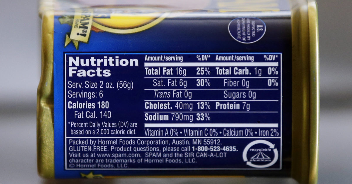 The FDA Deserves Credit for Easing Food Ingredient Labeling Rules in Response to COVID-19