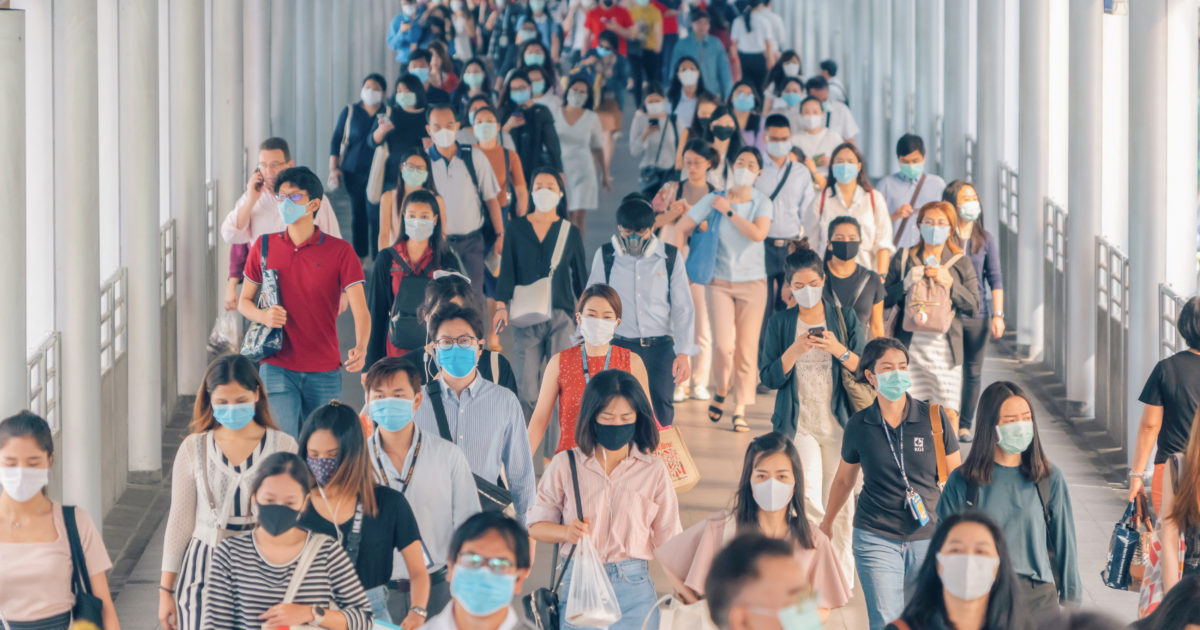 Prominent Researchers Say a Widely Cited Study on Wearing Masks Is Badly Flawed