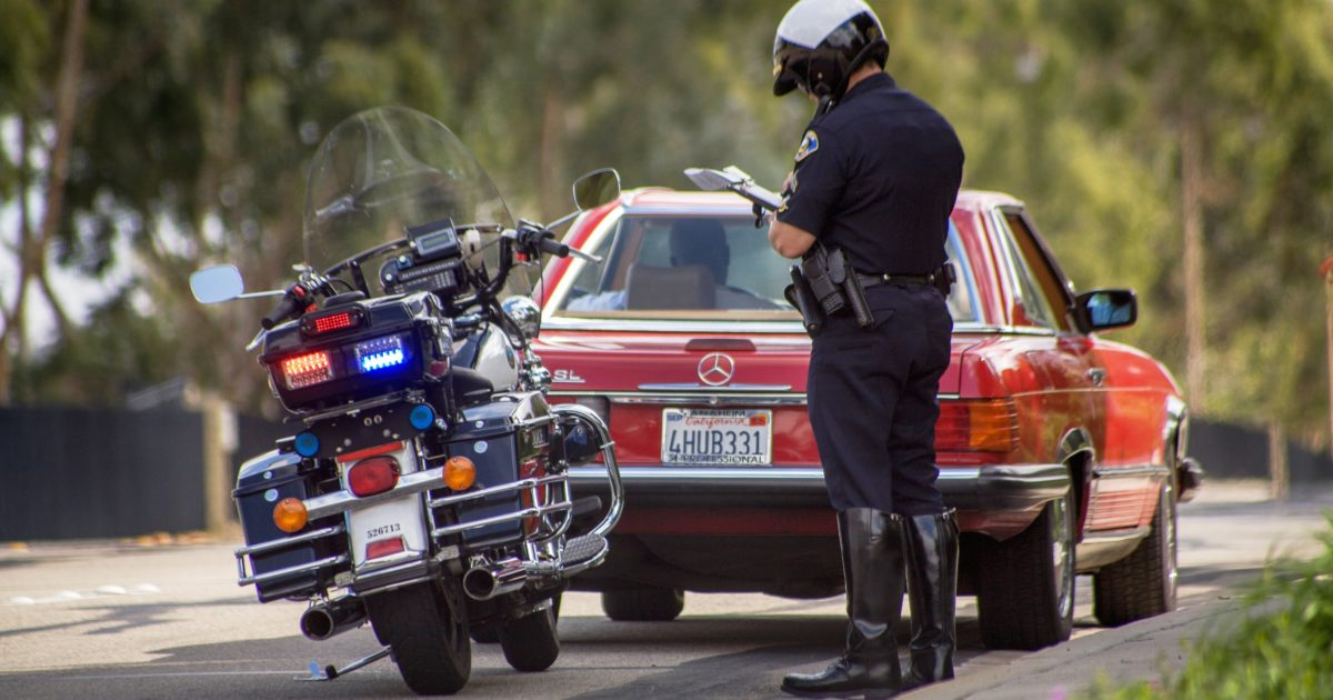 Armed Agents of the State Shouldn't Be Enforcing Traffic Laws