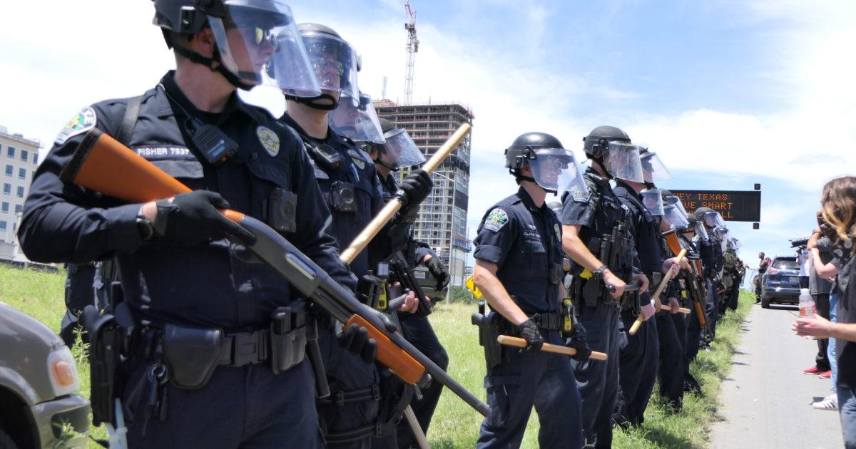 The War on Drugs Drug Spurred America's Current Policing Crisis