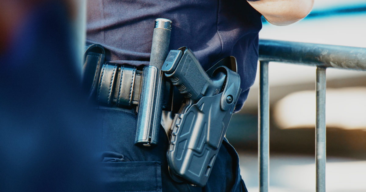 Cops Who Allegedly Assaulted and Arrested a Man for Standing Outside His Own House Are Protected by Qualified Immunity