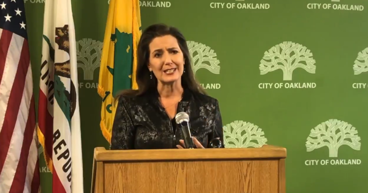 Oakland 'Nooses' Turn Out To Be Exercise Swings; Mayor Wants To Investigate Them As a Hate Crime Anyway