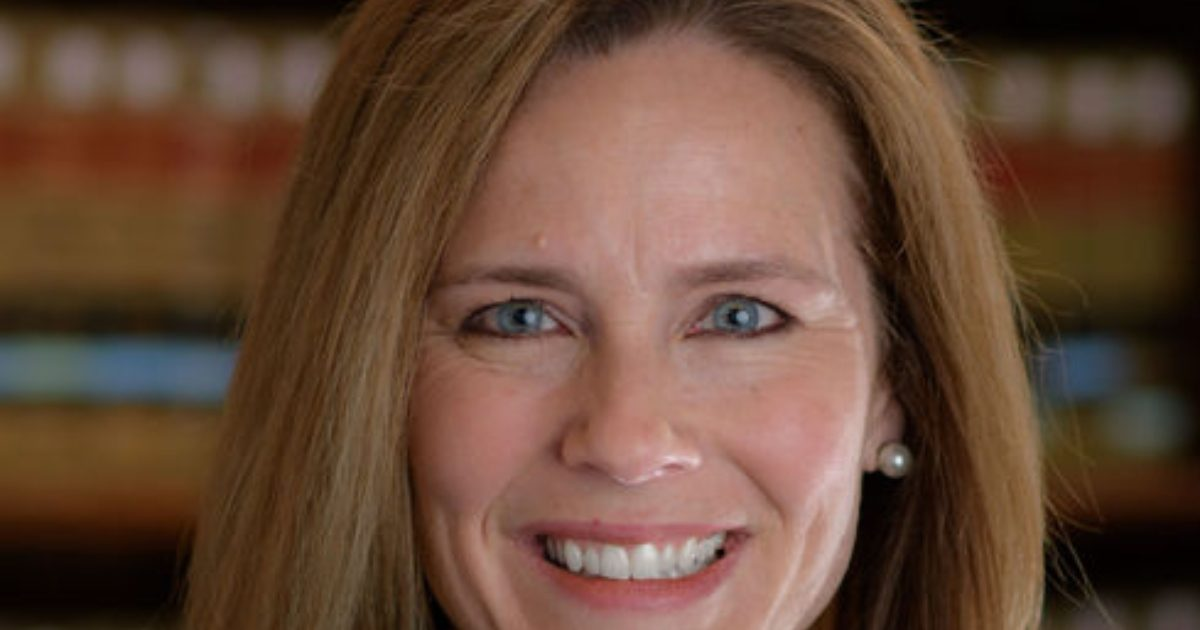 Amy Coney Barrett Thinks the Second Amendment Prohibits Blanket Bans on Gun Possession by People With Felony Records