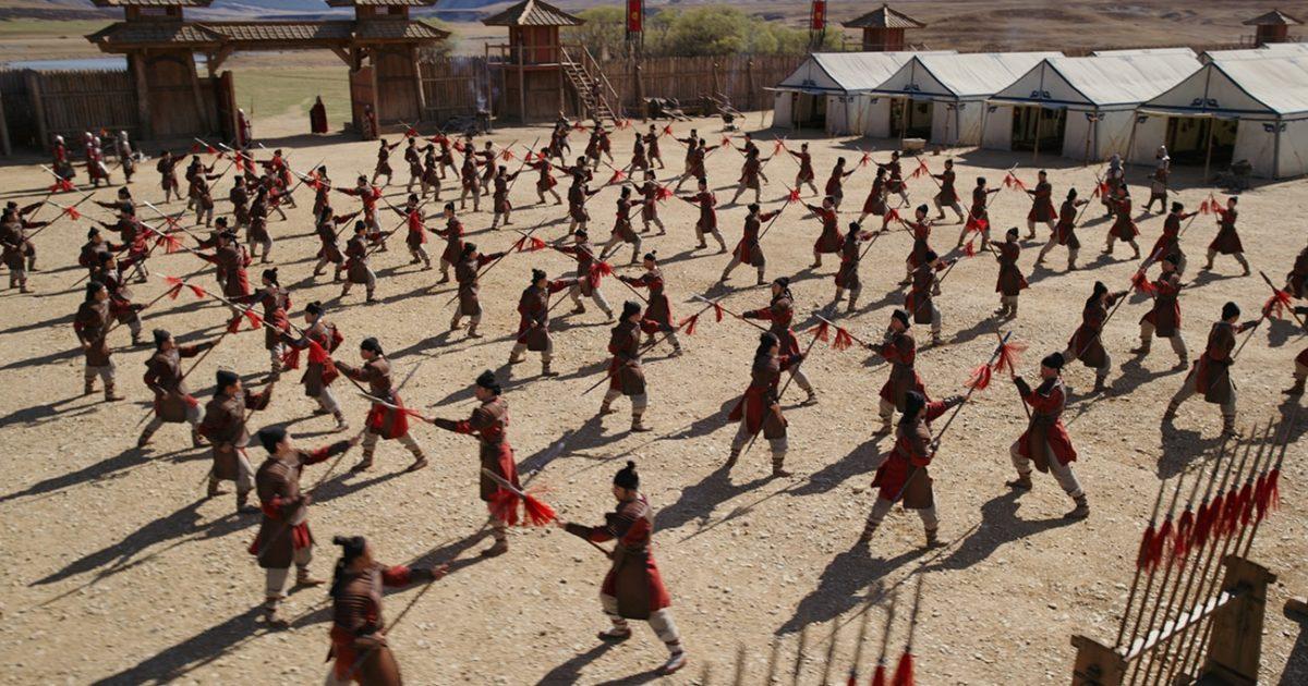 Disney Thanks Chinese Labor Camp Authorities in Mulan Credits