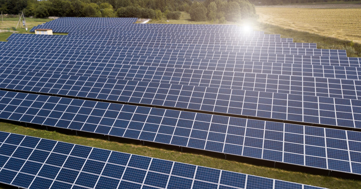 Is 'King Solar' Now the Cheapest Electricity Source Ever?