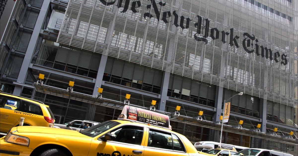 New York Times Union Hits Times Columnist Bret Stephens ...