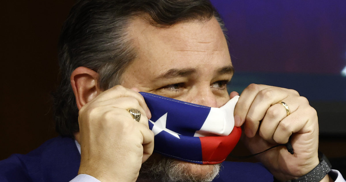 Ted Cruz Threatens To Force Facebook and Twitter Heads To Testify About  Hunter Biden Article – Reason.com