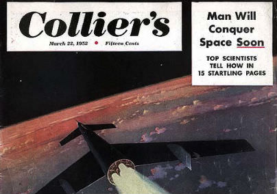 Science Fiction Faces Facts - Collier's