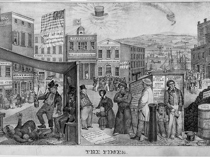 The Financial Crisis of 1837