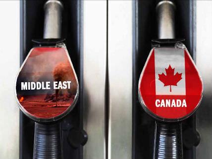conflict oil