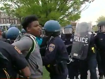 State of Emergency in Baltimore, Governor Calls Out National Guard