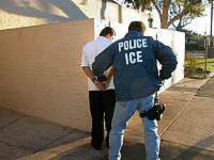 ImmigrantArrested