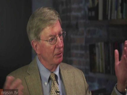 George Will Leaves the Republican Party over Trump: 'Make sure he loses'