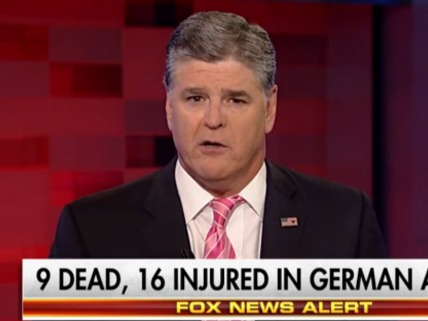 Obama Astonishes Sean Hannity by Noting the World Is Less Violent Than It Used to Be