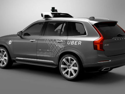 Uber to test self-drive