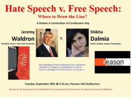 hate speech on college campuses College students want free speech on their campuses but want their administrators to intervene when it turns into hate speech, though they disagree on whether college campuses are open environments and on how the media should cover campus protests, according to a new gallup survey on the first.