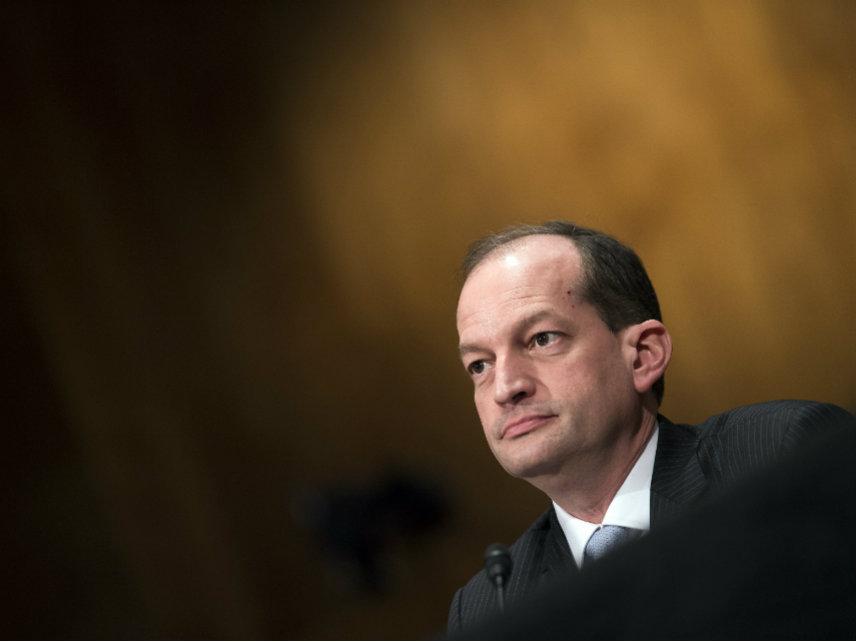 Trump's Labor Secretary Tells State Lawmakers: 'Fix Occupational Licensing'